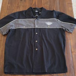 Harley Davidson Short Sleeve Shirt